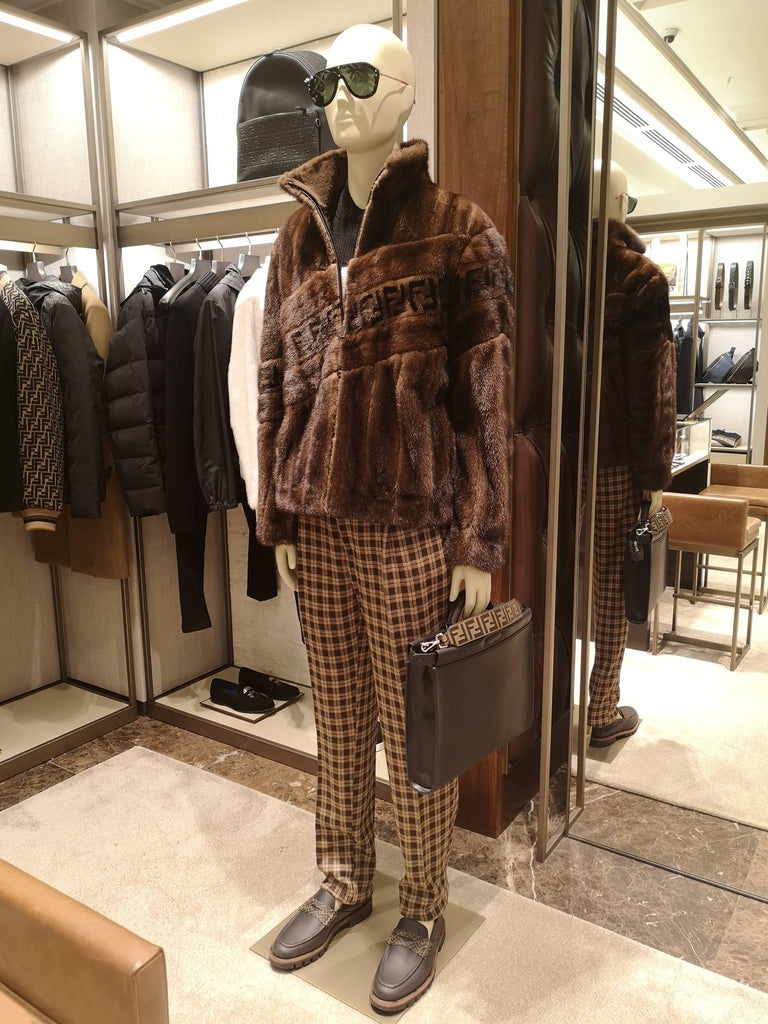 Fendi's Latest Offering at Harrods