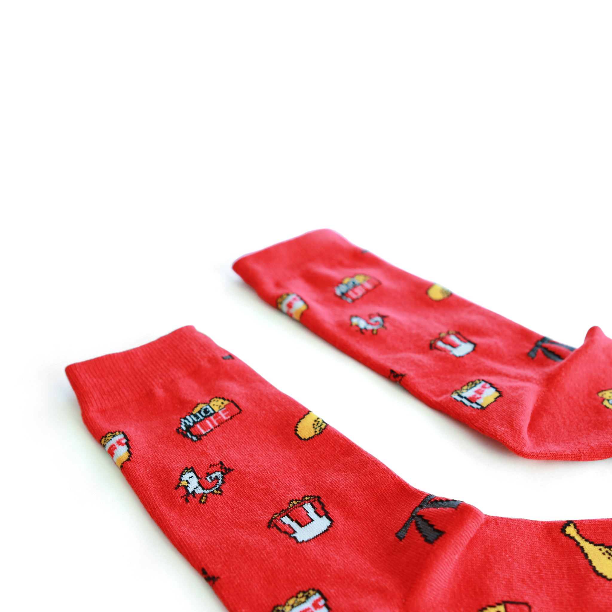 Kentucky Fried Socks – Kentucky Fried Chicken Pty Ltd. The KFC Youth ...