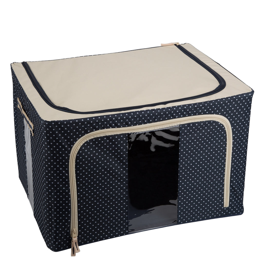 UNDER THE BED POLKA DOT STORAGE BOX (BIG)