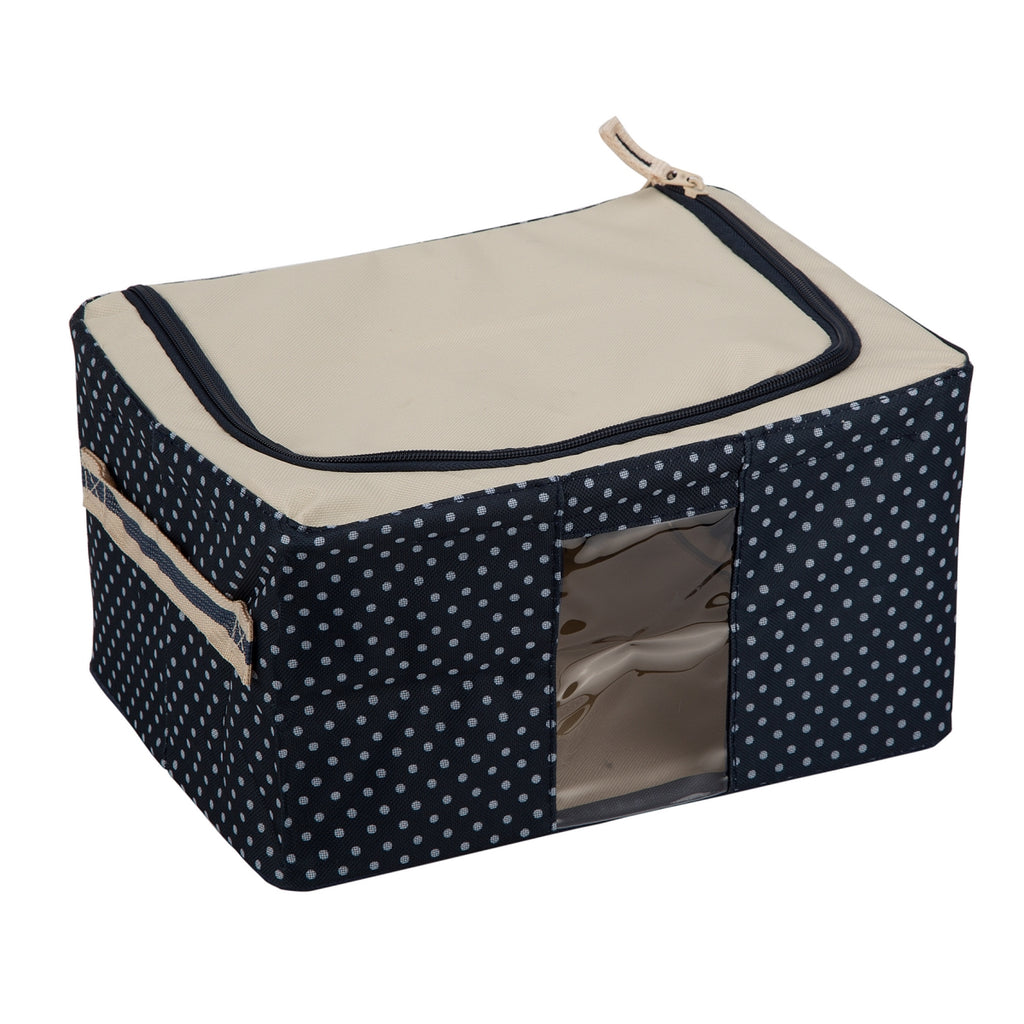 UNDER THE BED POLKA DOT STORAGE BOX (SMALL)
