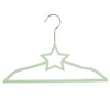KIDS HANGER SET- GREEN STAR