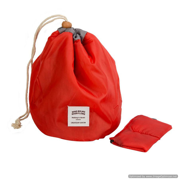 TRAVEL POUCH - RED
