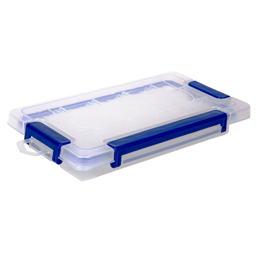 PLASTIC COMPARTMENT BOX - SMALL
