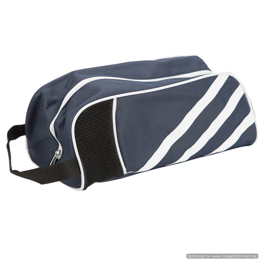TRAVEL/SPORT SHOE BAG - BLUE