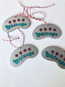 Laser Cut Holiday Ornaments