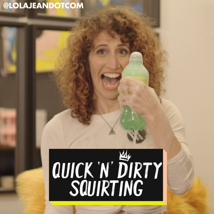 The truth about squirting: 4 myths busted