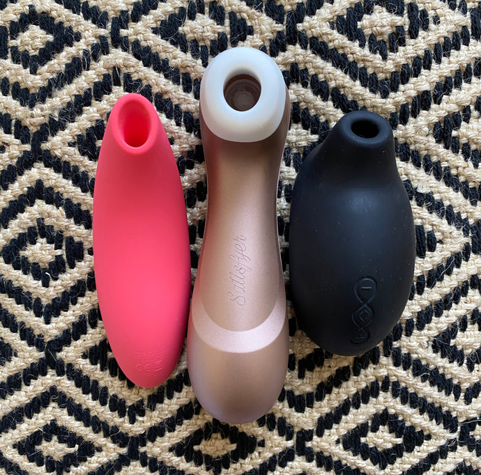 How to choose between Lelo Sona, Satisfyer Pro and We-Vibe Melt