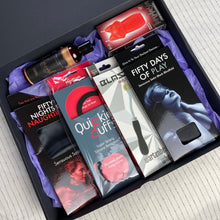 Load image into Gallery viewer, Sensation, Kink & More Gift Box BDSM Gift Box
