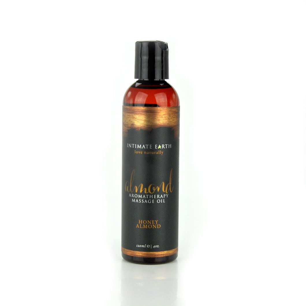 Intimate Earth Massage Oil - Self & More