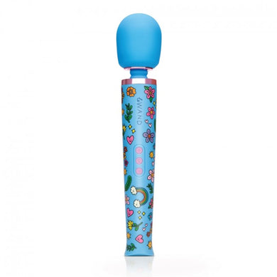 Le Wand Feel My Power Rechargeable Wand Massager