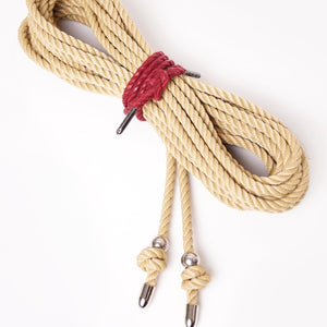 Bondage Rope With Tips by Figure of A