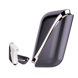Satisfyer Pro Traveler Air-Pressure Clitoral Stimulator at Self & More.