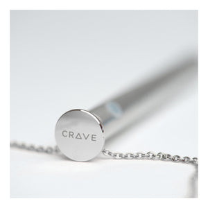 Crave Vesper - Wearable Necklace Vibrator at Self & More.