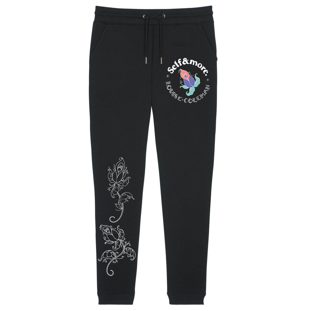Moon and Flowers Sweatpants