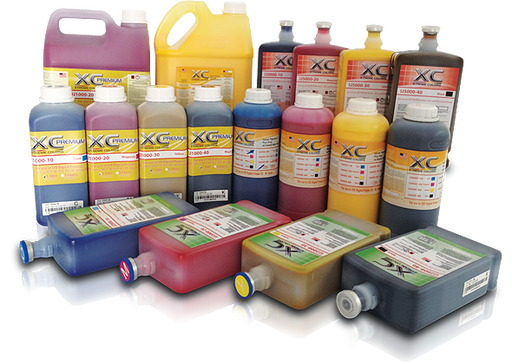 Xtreme Colors IJ3500 Solvent Printer Ink