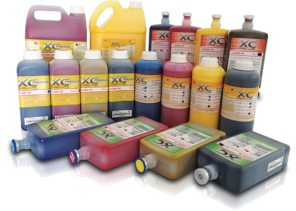 Xtreme Colors IJ2000 Eco-Solvent Printer Ink