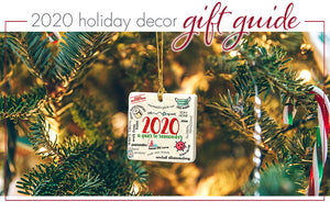 2020 Holiday Decor Gift Guide