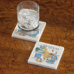 Celebrate Your State - Marble Coaster