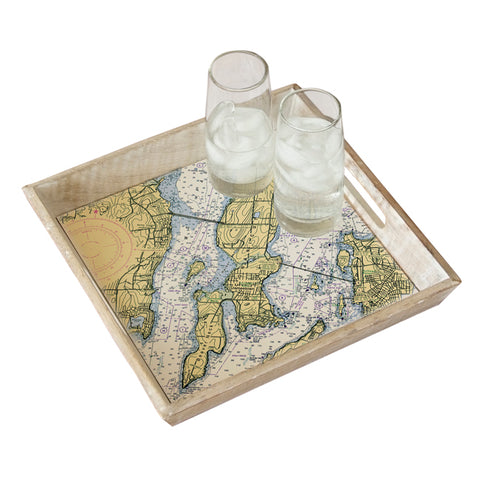 Jamestown, Rhode Island Serving Tray