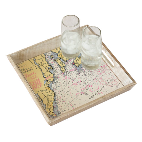 Narragansett Bay Serving Tray