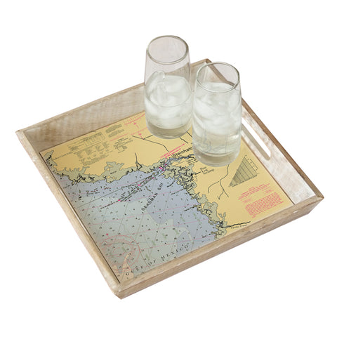 Steinhatchee, FL Serving Tray