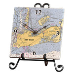 Key West, FL Marble Desk Clock