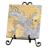 Baltimore, MD Marble Trivet