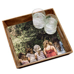 Your Photo Wood Serving Tray