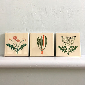 Elderberries Tile