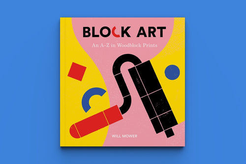 Block Art - An A-Z in Woodblock Prints
