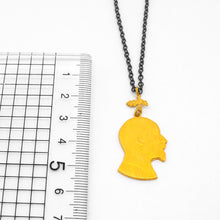 Load image into Gallery viewer, George VII & Oak Leaf Necklace
