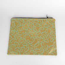 Load image into Gallery viewer, Balloon Dog Print Clutch Bag in Vegan Leather