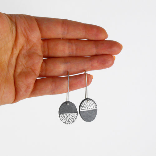Fossil Drop Earrings
