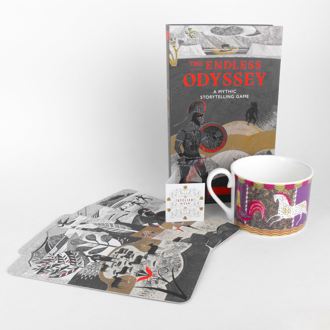 Story Time Gift - The Endless Odyssey & cup