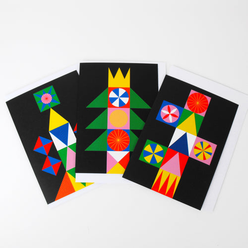 Christmas Card Set - Paul Farrell