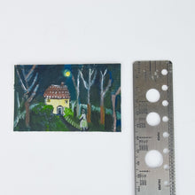 Load image into Gallery viewer, Tiny Works - Tiny House at Sunset