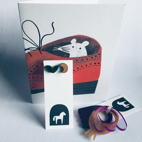 Happy Jewellery Gift - rings, earrings and card