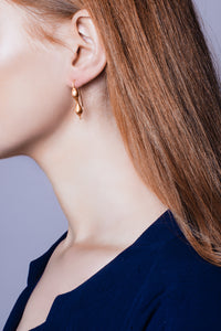 Double Pod Earrings
