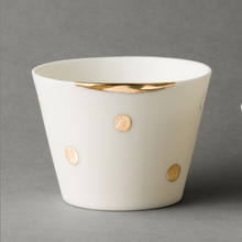 Load image into Gallery viewer, Gold Spot 'Sevilla' Porcelain Candle Set