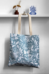 Wild Hedgerow Tote Bag