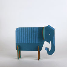 Load image into Gallery viewer, Wooden Elephant