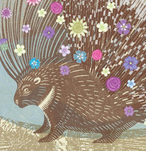 Load image into Gallery viewer, Porcupine print