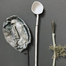 Load image into Gallery viewer, 'Woodland utensils' Mixed media wall assemblage