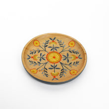 Load image into Gallery viewer, Round Wooden Plate