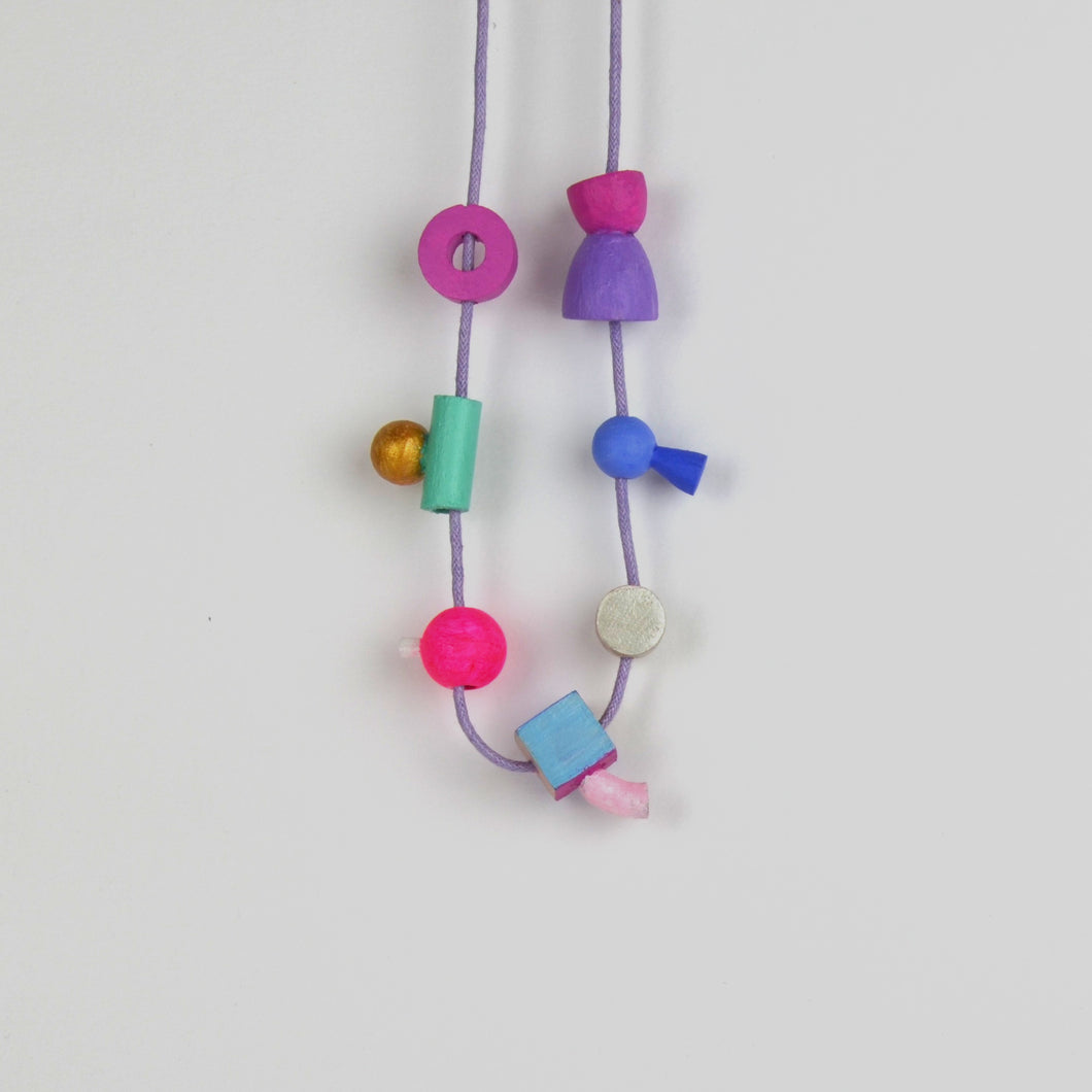 Pipapiep Wooden Necklace 2