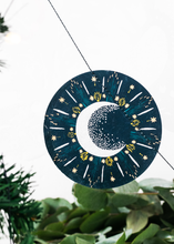 Load image into Gallery viewer, Celestial Screen Printed Paper Garland