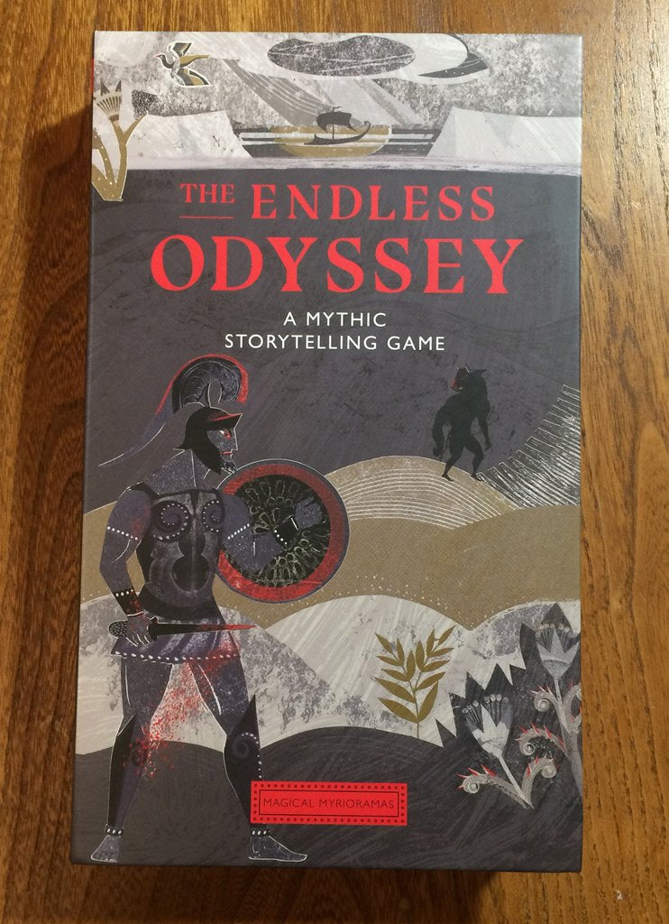 The Endless Odyssey