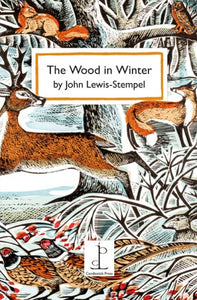 The Wood in Winter Gift - Chocolate & Poem/Prose Book Card