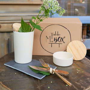 MaTableBOX | BOX | Mes FondamenTables | Grand et Petit pot