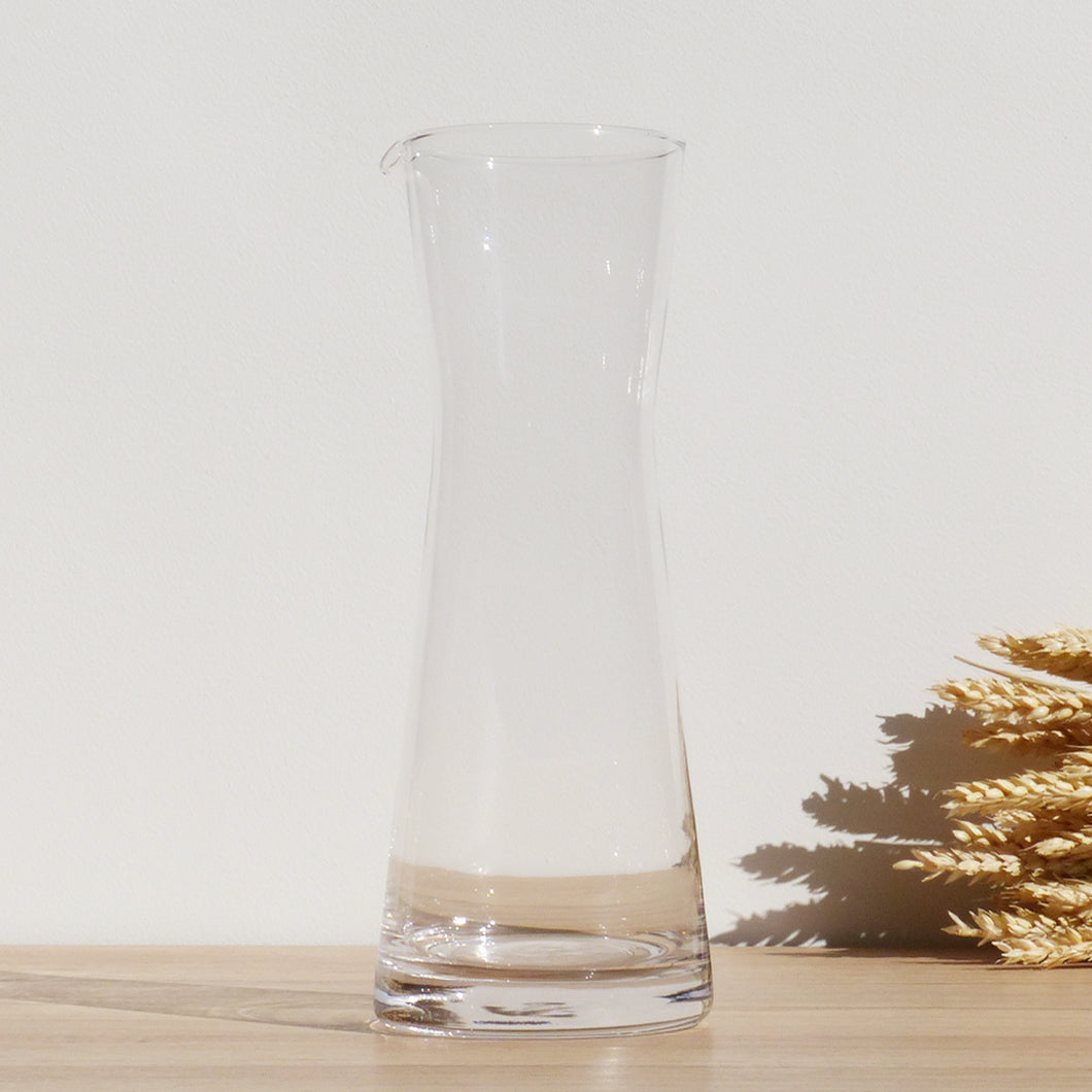 MaTableBOX | Collection GLASSY | Carafe en verre